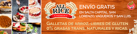 all rice banner