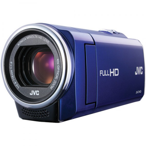 Video camara JVC everios