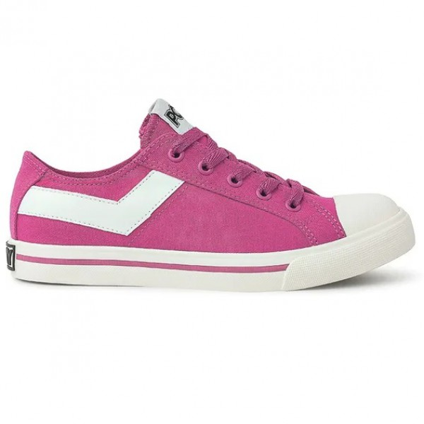Zapatillas Pony Shotter ox Canvas Unisex Color Pink