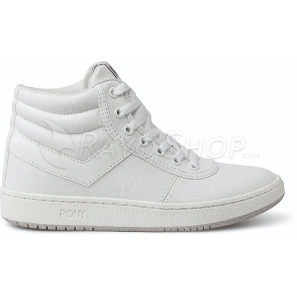 Zapatillas Pony City Wings sw100 HI Blanco
