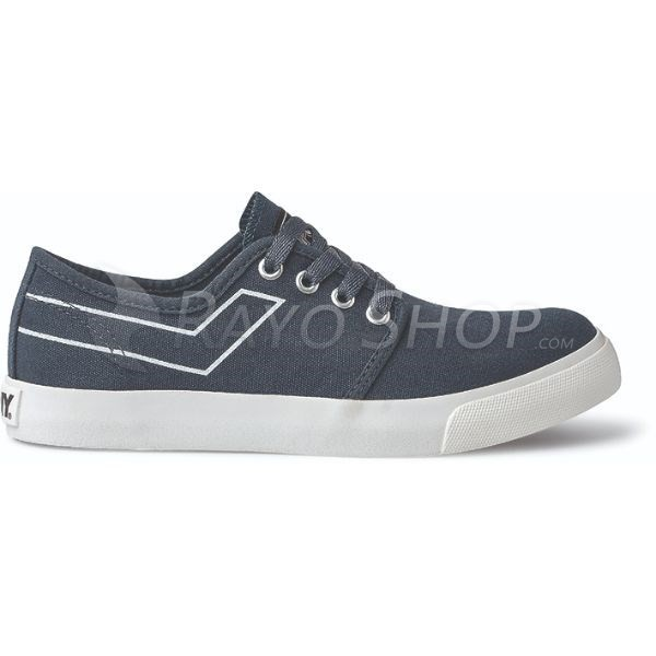 Zapatillas Pony West ox Canvas Azul