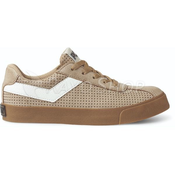 Zapatillas Pony Jumpshot ox texas Color Light Tan