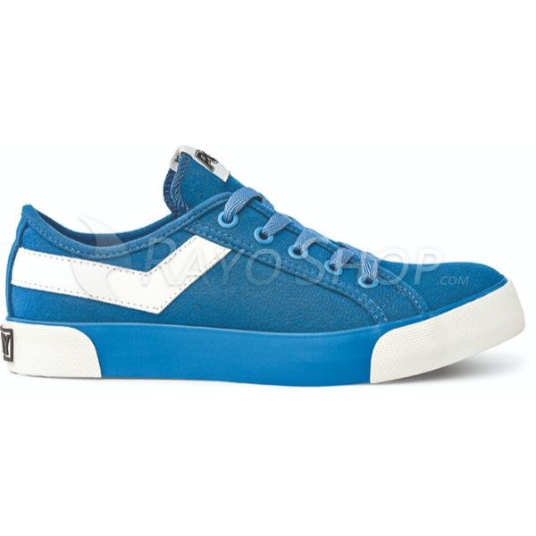 Zapatillas Pony Triple Match ox Mesh Unisex Azul