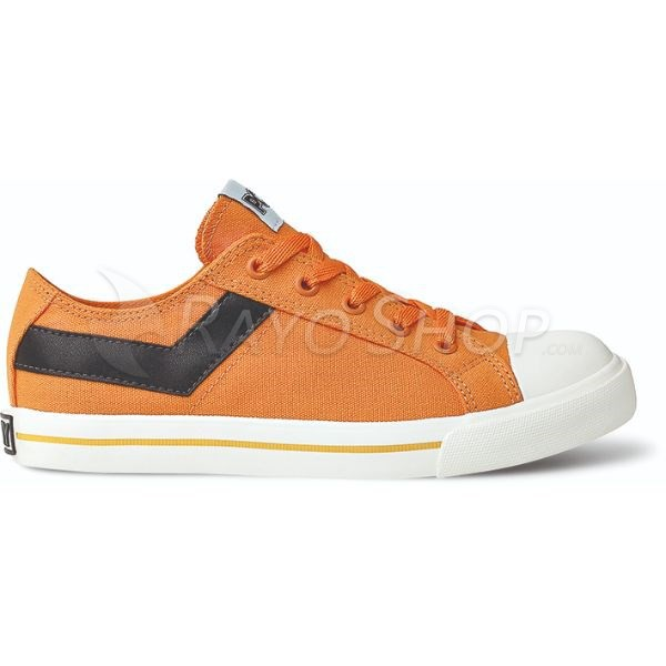 Zapatillas Pony Shotter ox Canvas Unisex Naranja