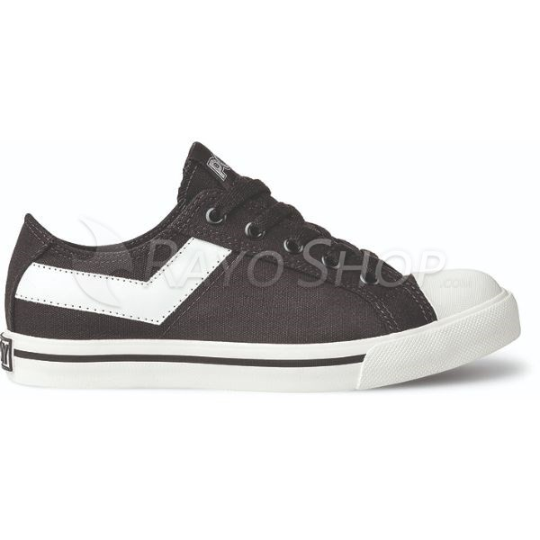 Zapatillas Pony Shotter ox Canvas Unisex Negro
