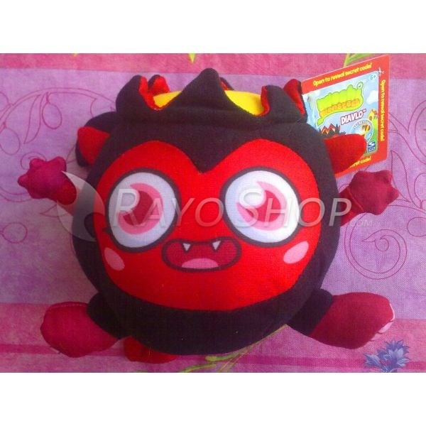 PELUCHES MOSHI MONSTERS C/SON.C25-78170/F14
