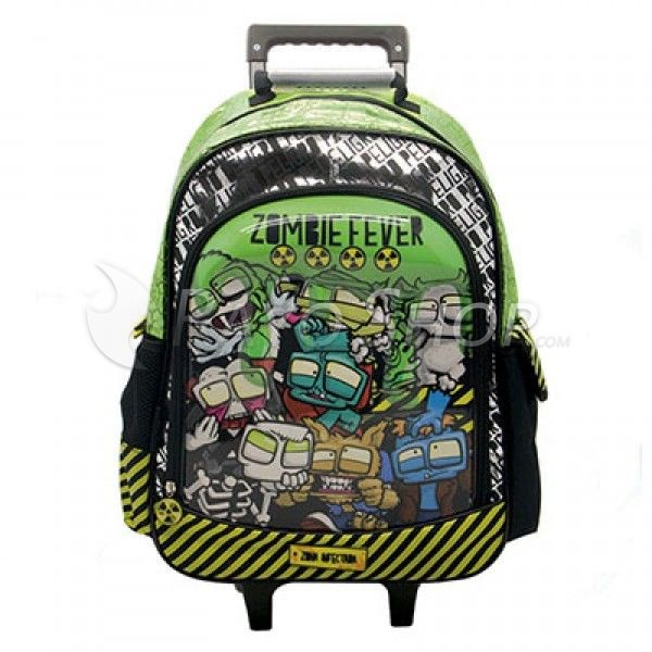 MOCHILA CON CARRO ZOMBIE INFECTION