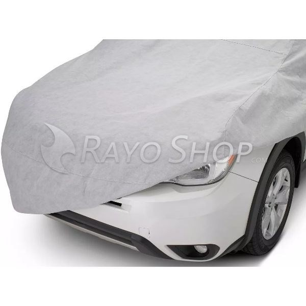 Cubre Coche Cobertor Auto Impermeable Talle Xl