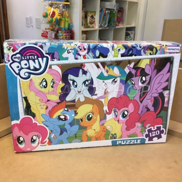 MY LITTLE PONY PUZZLE -120 PIEZAS